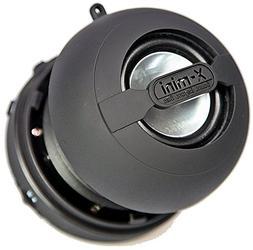 X-Mini KAI XAM11-B Bluetooth Portable Capsule Speaker, Black