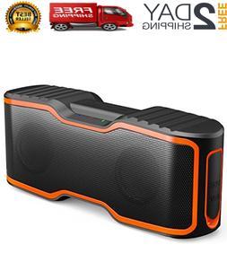 AOMAIS Sport II Portable Wireless Bluetooth Speakers 20W Bas