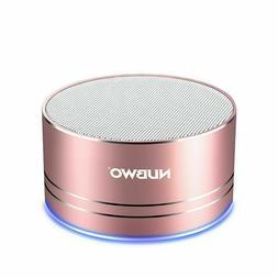 Bluetooth Speaker, NUBWO Mini Portable Outdoor/Sport / Car A