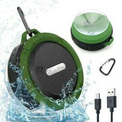 Wireless Bluetooth Speaker Portable Mini Super Bass Shower S