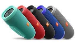 JBL Charge 3 Waterproof Portable Bluetooth Speaker Wireless