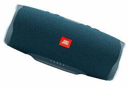 charge 4 portable bluetooth speaker ocean blue