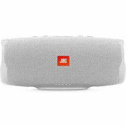 JBL Charge 4 Portable Wireless Bluetooth Speaker White