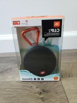 JBL Clip 2 Portable Bluetooth Speaker Waterproof SEALED