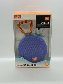 JBL Clip 2 Waterproof Portable Bluetooth Wireless Loud Mini