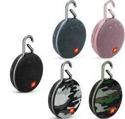 JBL Clip 3 Bluetooth Speaker Rechargeable IPX7 Waterproof Po