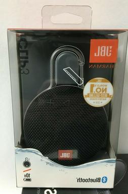 JBL Clip 3 Portable Waterproof Wireless Bluetooth Speaker -