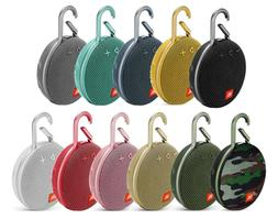 JBL Clip 3 Rechargeable Waterproof Portable Bluetooth Speake