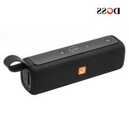 DOSS E-go II Portable Bluetooth Speakers with Superior Sound