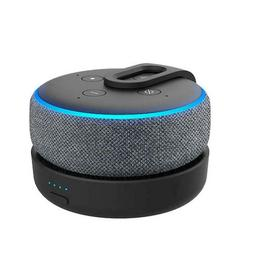 Enhanced Sound Charging Station Portable Battery Base Speake
