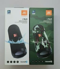 JBL FLIP 4 Portable Bluetooth Speaker IPX7 Waterproof Speake