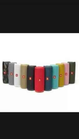 flip 5 portable waterproof bluetooth speaker