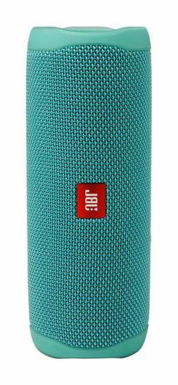 JBL Flip 5 Portable Waterproof Speaker - River Teal Brand Ne