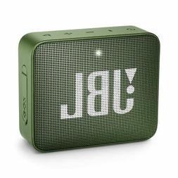 JBL GO 2 Waterproof Ultra Portable Bluetooth Speaker . Autho