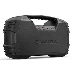 AOMAIS GO Bluetooth Speakers, Waterproof Portable Indoor/Out