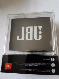 JBL GO Portable Bluetooth Speaker, Mini, Black, Brand New, S