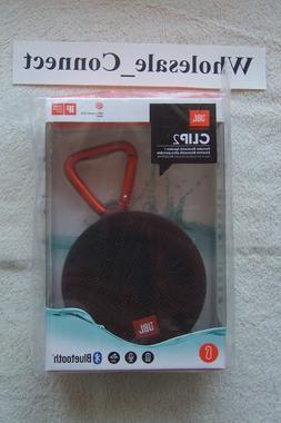 JBL Harman Clip 2 Portable Bluetooth Speaker IPX7 Waterproof