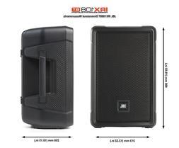 "JBL IRX108BT Powered 8"" Portable Speaker with Bluetooth, F"