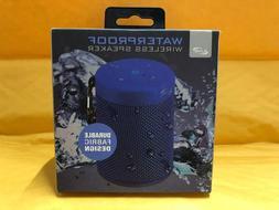 iLive ISBW108 Portable Bluetooth Speaker Blue New