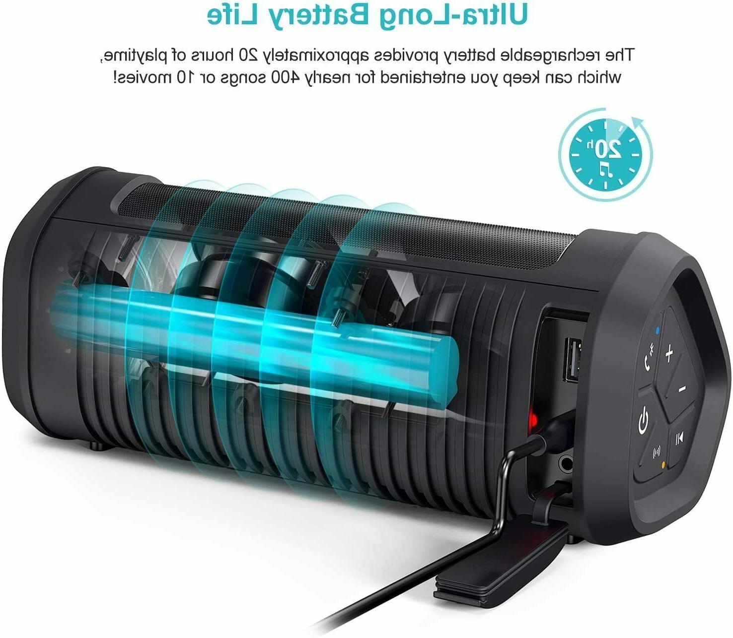NYNE Bluetooth Speakers.