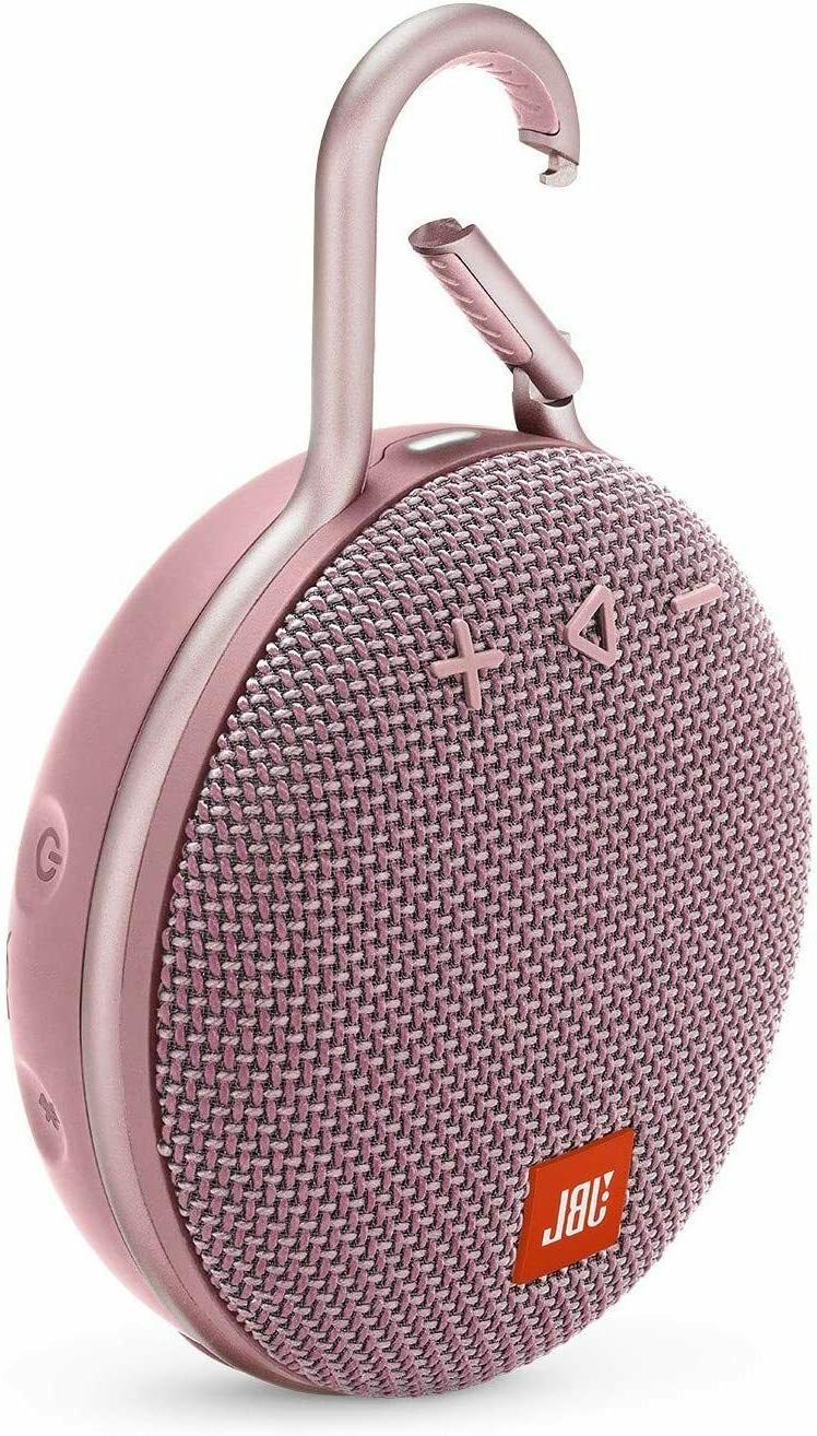 JBL 3 Bluetooth Speaker Rechargeable Portable Wireless New