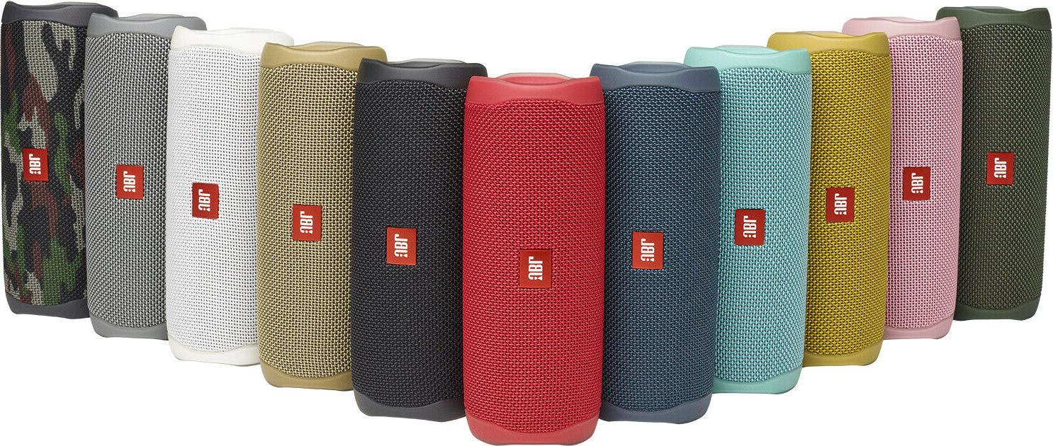 flip 5 waterproof portable bluetooth speaker 4