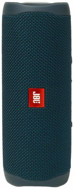 JBL Flip5 Waterproof Portable Bluetooth Speaker - Blue