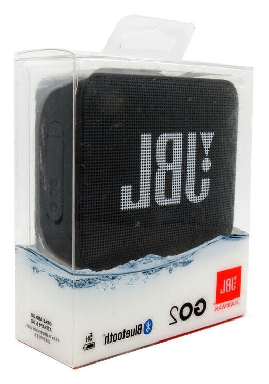 go2 wireless portable waterproof bluetooth speaker in