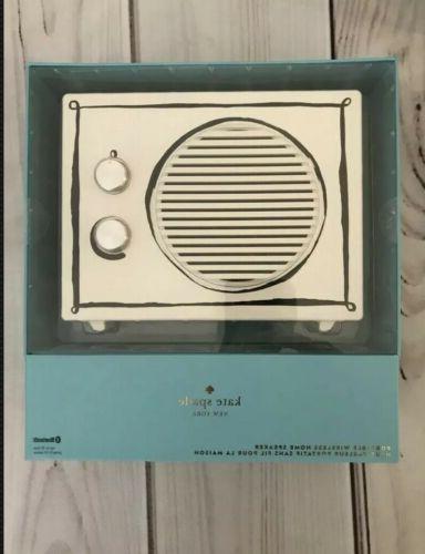kate spade portable wireless bluetooth home speaker