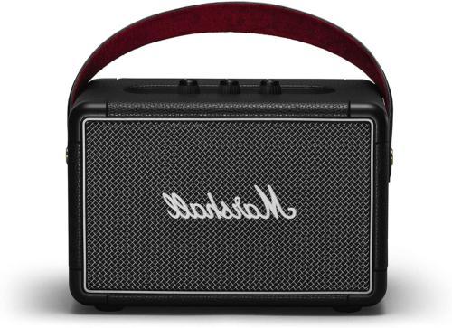 Marshall Bluetooth Speaker Play Black or
