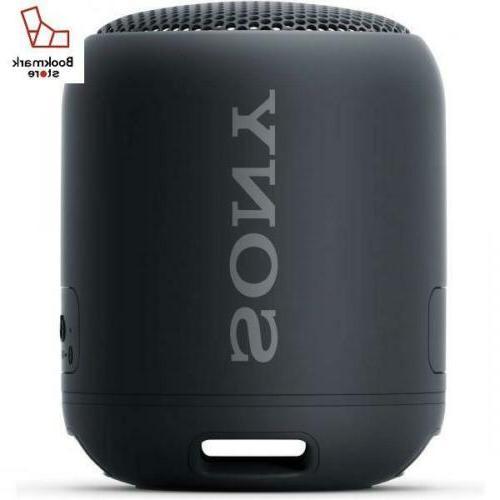 new wireless portable speaker black srs xb12