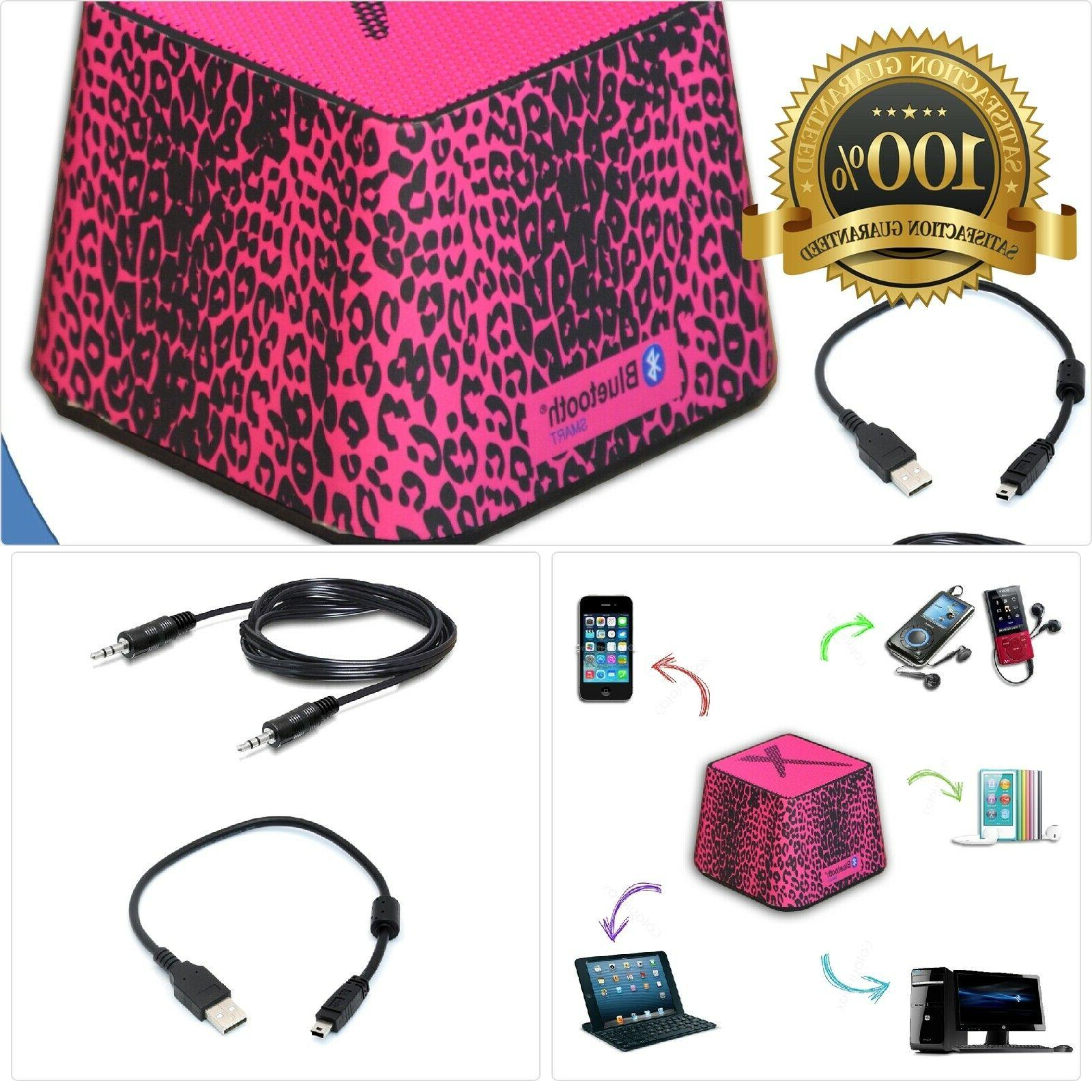 portable mini wireless bluetooth speaker