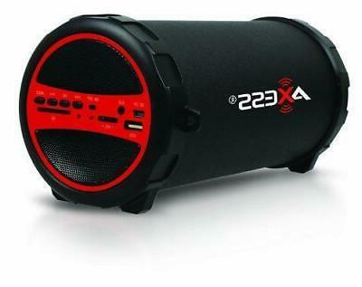 portable wireless bluetooth loud speaker bass subwoofer