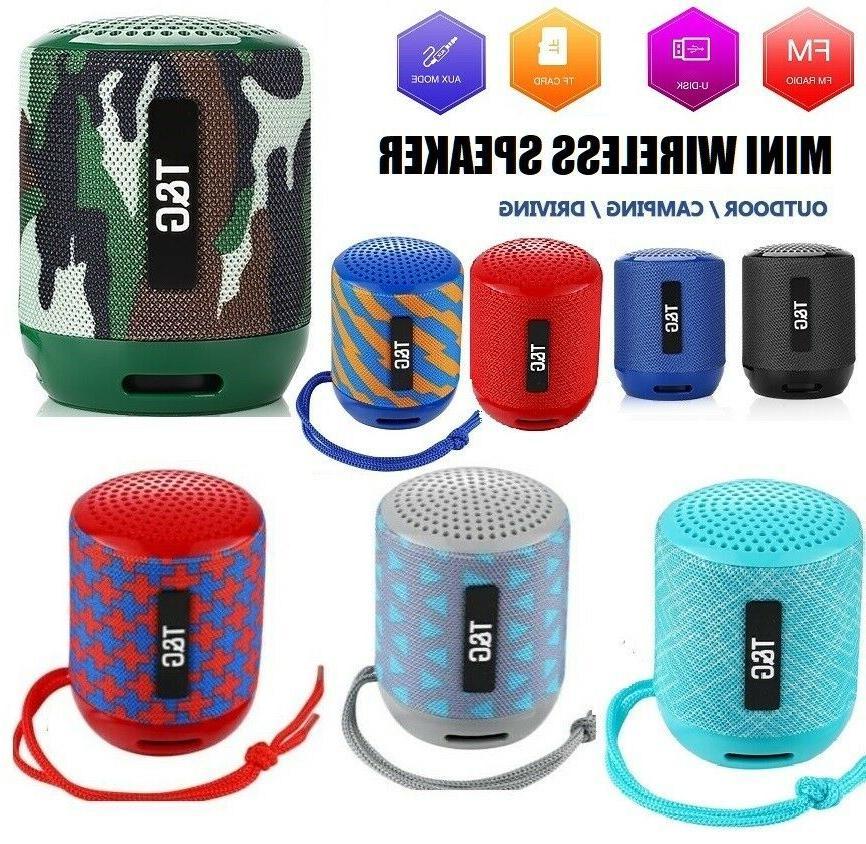 rechargeable wireless bluetooth speaker portable super bass