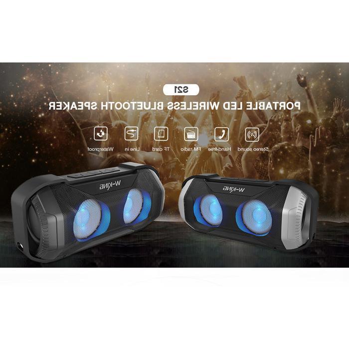 Speaker Bluetooth Outdoor Portable Speakers IPX5 Samsung