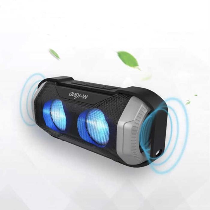 Speaker Bluetooth Outdoor Portable Speakers WKING IPX5 Samsung