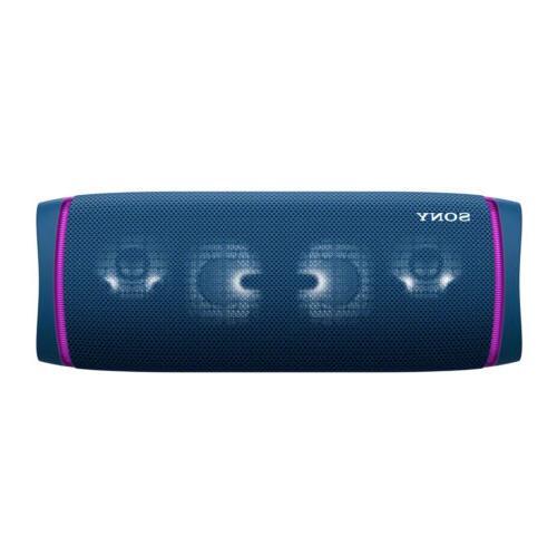 srsxb43 extra bass bluetooth wireless portable speaker