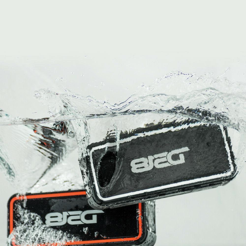 storm r fully waterproof portable bluetooth speaker