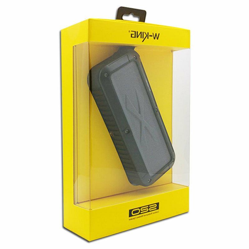 w king waterproof bluetooth wireless portabl speaker