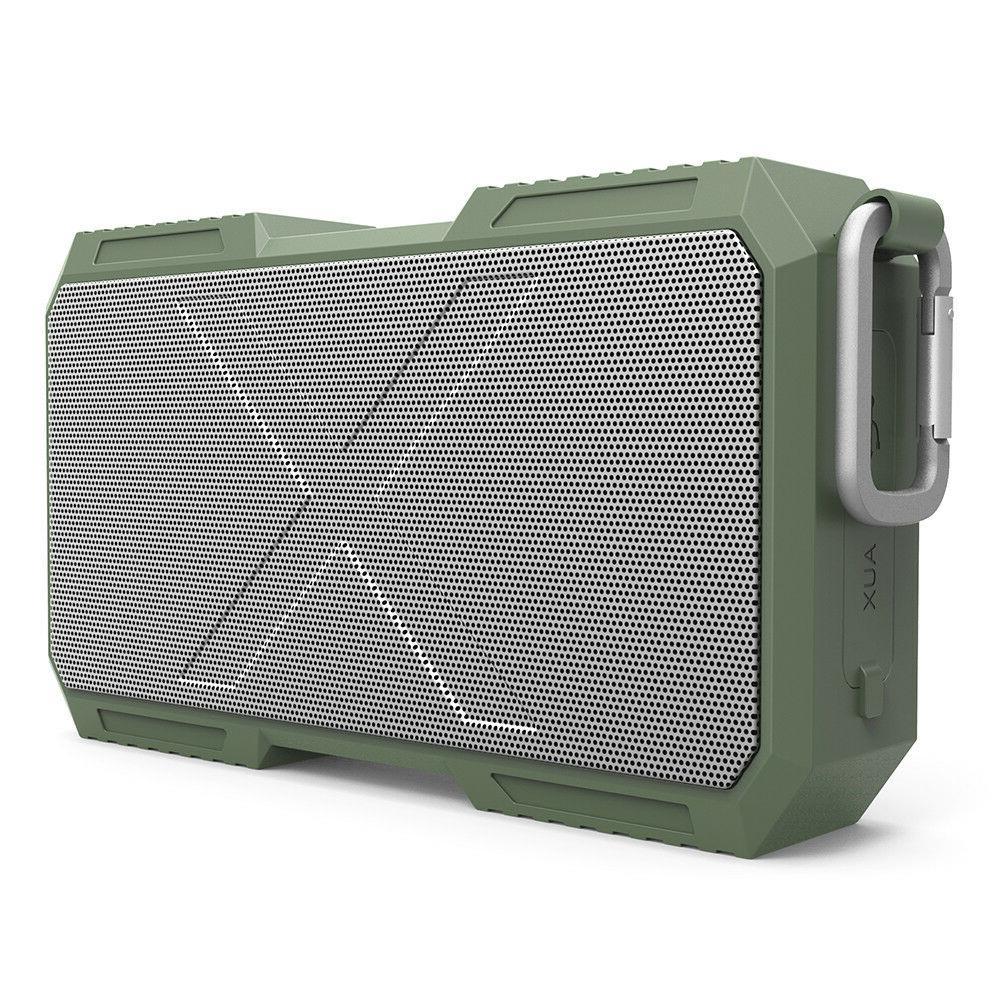 waterproof portable wireless bluetooth stereo speaker