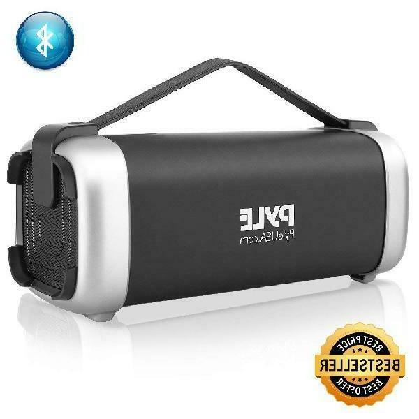 wireless portable bluetooth speaker 200 watt power