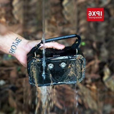 DOSS Wireless Speaker Waterproof IPX6 Stereo Sound
