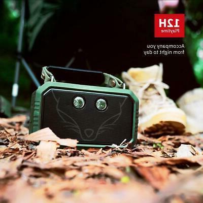 DOSS Speaker Waterproof Stereo Sound