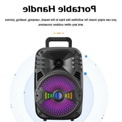 Wireless Bluetooth Speaker Subwoofer Sound