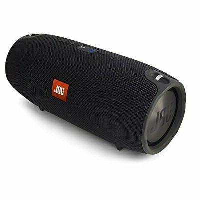xtreme portable wireless bluetooth speaker black