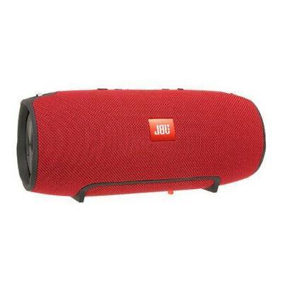 xtreme portable wireless bluetooth speaker red