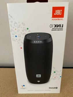 JBL Link 10 Voice activated portable speaker with google ass