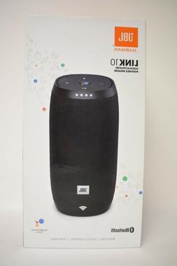JBL Link 10 Voice-Activated Waterproof Portable Speaker Blac