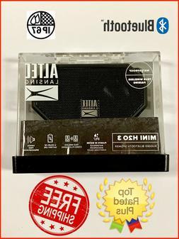 Altec Lansing Mini H20 2 Portable Bluetooth Speaker - Black
