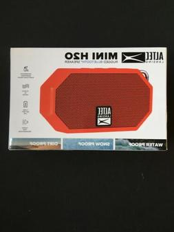 ALTEC LANSING Mini H20 3 Red - EVERYTHING PROOF Rugged &